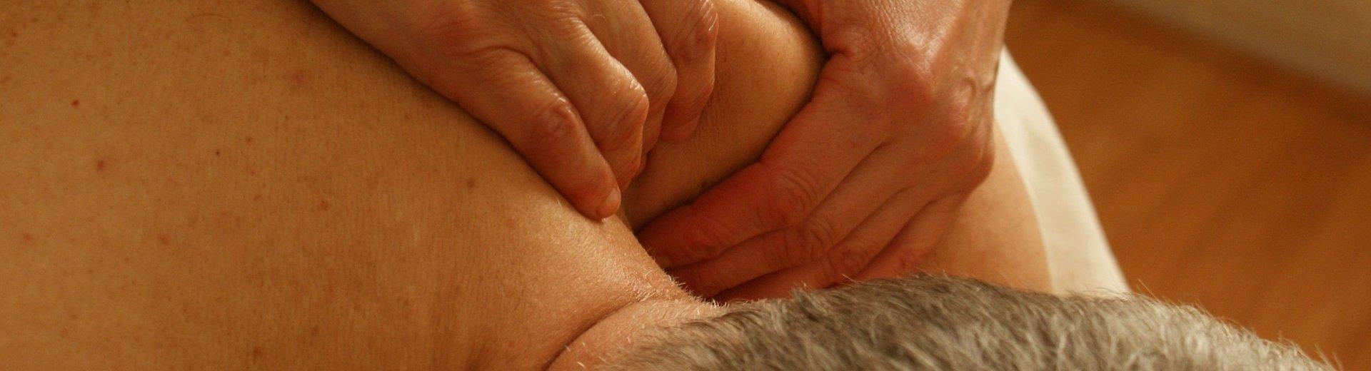 arbejdsskader kan behandlers med massage